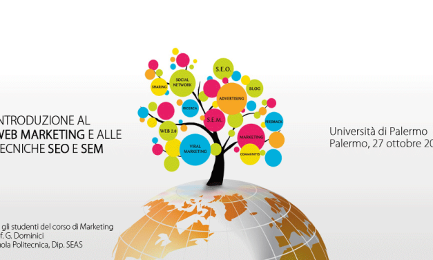 Introduzione al Web Marketing e alle tecniche SEO e SEM