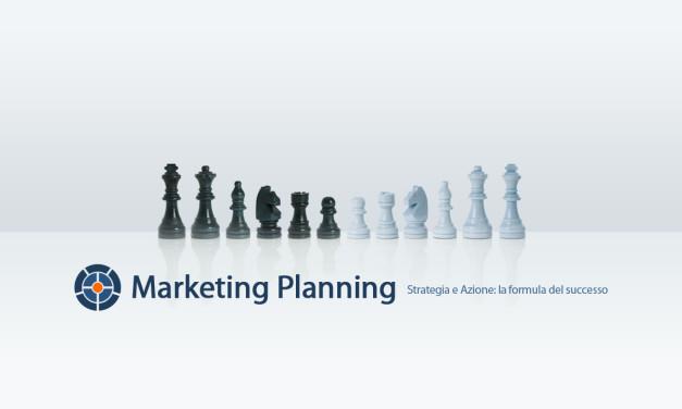 La struttura del Planning di Marketing
