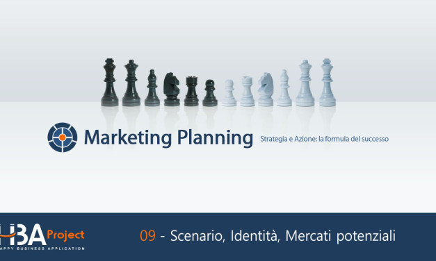 È online il Planning di marketing di HBA Project