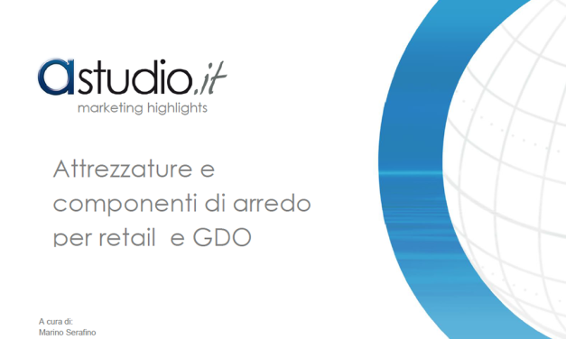 Attrezzature e componenti di arredo per retail e GDO