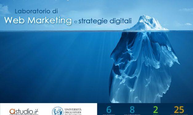 Concluso il primo Laboratorio di Web Marketing e strategie digitali