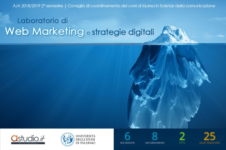 Concluso il primo Laboratorio di Web Marketing e strategie digitali